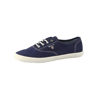 Gant Navy Fabric Laced Summer Casual Shoe