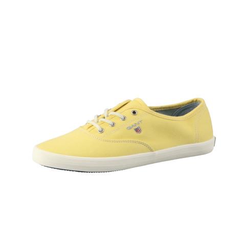 Gant Lemon Fabric Laced Summer Casual Shoe
