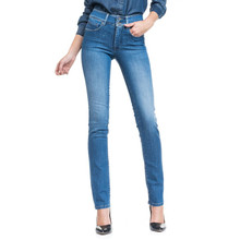 Salsa Jeans Slim Fit Push In Secret Jeans - Blue