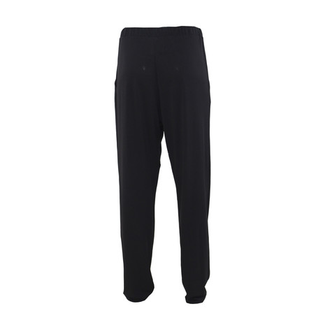 SophieB Black String Trousers