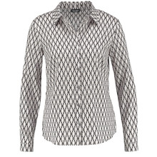 Gerry Weber BLOUSE WITH A GEOMETRIC PATTERN
