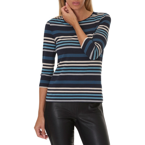 Betty Barclay 3/4-sleeve Stripe Top