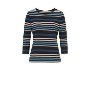 Betty Barclay 3/4-sleeve Stripe Top