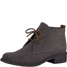 Marco Tozzi Taupe Desert boot