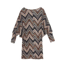 SophieB Taupe Missoni Over Sized Dress