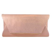Dice Nude Shiny Bag