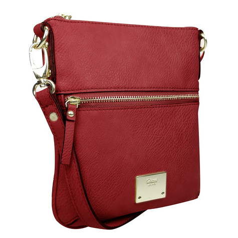 c1e78c6a17 Gionni Red Cross Body Bag