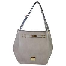 Gionni Grey Clasp Bag