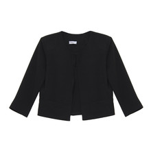 Zapara Black Crop Jacket