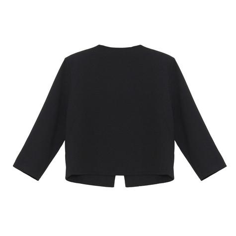 Zapara Black Crop Jacket