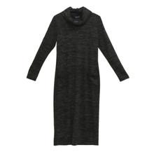 SophieB Green Fleck Cowl Neck Dress