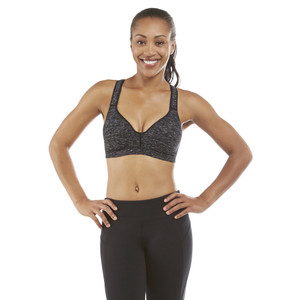 Marika Black Stacey Performance Sports Bra