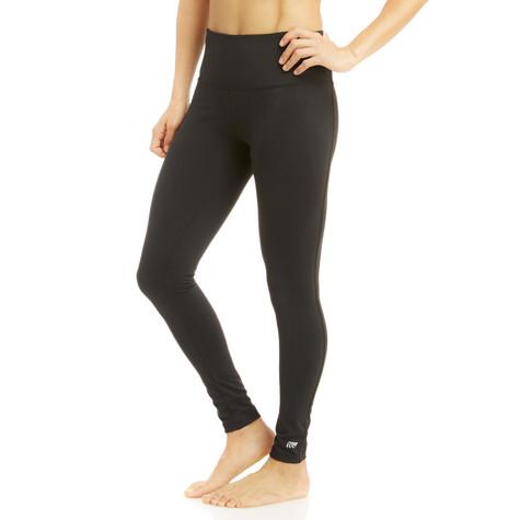 7489a68551c93 Marika Black Olivia High Rise Tummy Control Leggings | Pamela Scott