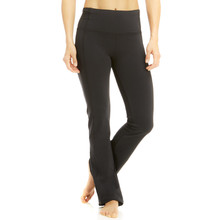 Marika Black Sophia High Rise Tummy Control Slim Boot Pants