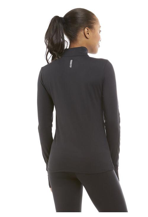 Black Celestial 1/4 Zip Jacket