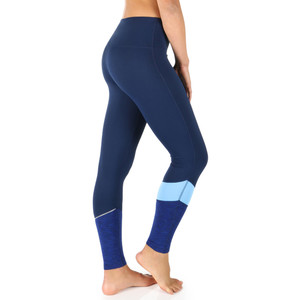 Marika MEDIEVAL BLUE Endure Long Legging