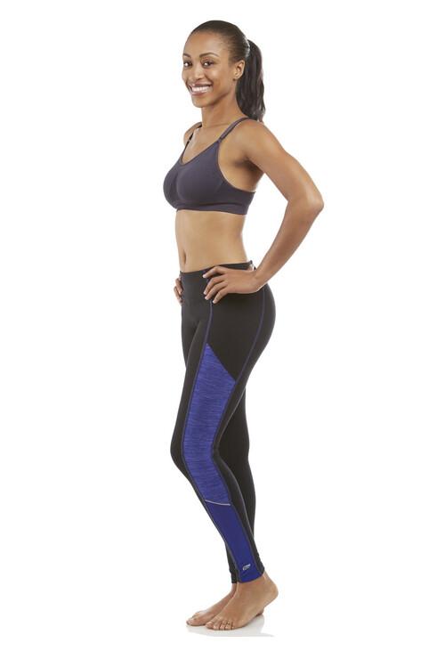 Marika BLACK/COBALT INK Jordan Nebula Long Legging