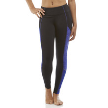 Marika BLACK/COBALT INK Jordan Nebula Long Legging
