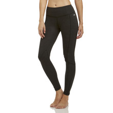 Marika HEATHERED CHARCOAL Camille Ultimate Slimming Leggings