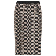Gerry Weber SKIRT WITH A GEOMETRIC PATTERN