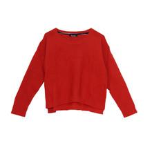 Twist Red Light Knit