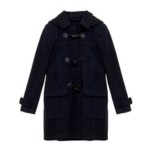 IOS Navy Duffle Winter Coat Was 169.99 NOW 40 EURO