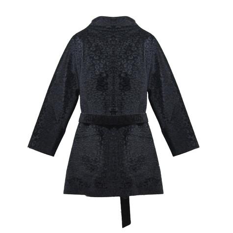 Zapara Black Revere Winter Coat