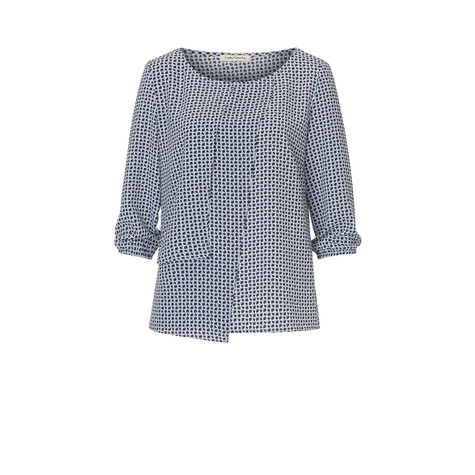Betty Barclay Pattern Blouse