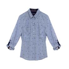 Bianca Fabina Stripe Button Shirt