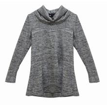 SophieB Grey Turtle Neck Knit
