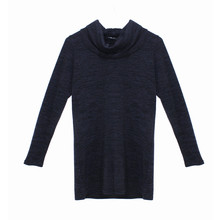 SophieB Navy Turtle Knit Knit