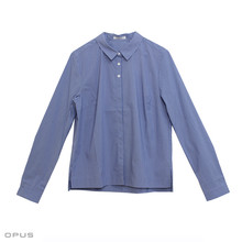 Opus Fulba Blue Stripe Shirt