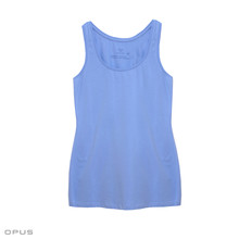 Opus Imilia Blue Tank Top