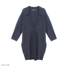 Opus Doris Navy Over Sized Cardigan