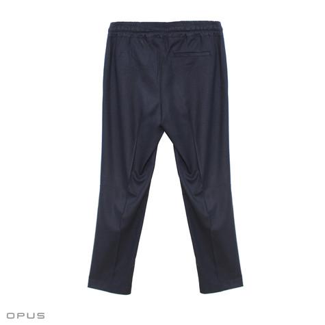 Opus Melosa Blue Marina Trousers