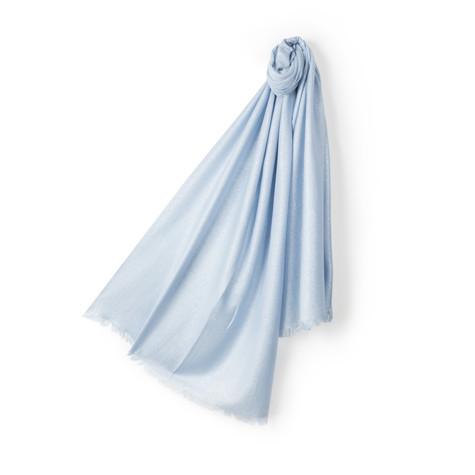 Pia Rossini Hook Blue Shimmer Scarf