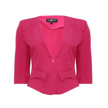 Independent C Pink Blazer Jacket.