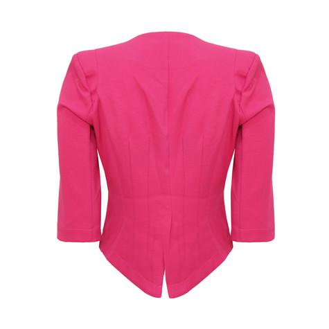 Independent C Pink Blazer Jacket.