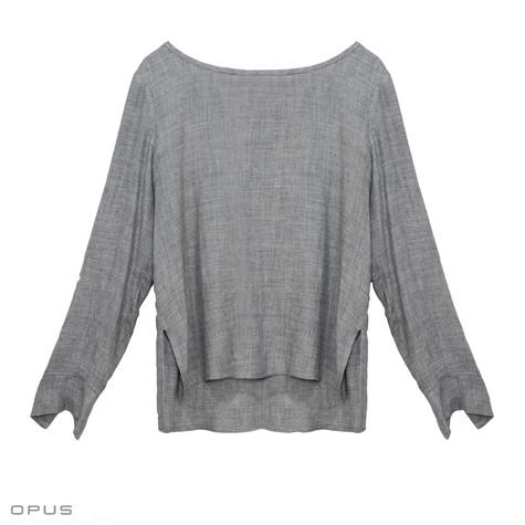 Opus Light Grey Fioretta Top