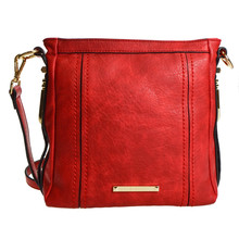 Gionni Red Nautical Cross Body Bag