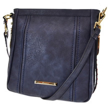 Gionni Navy Nautical Cross Body Bag