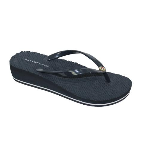 a5dba3695 Tommy Hilfiger Midnight Flip Flop Sandals