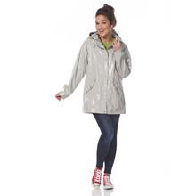 Happy Rainy Days Laquer jacket Cara clay