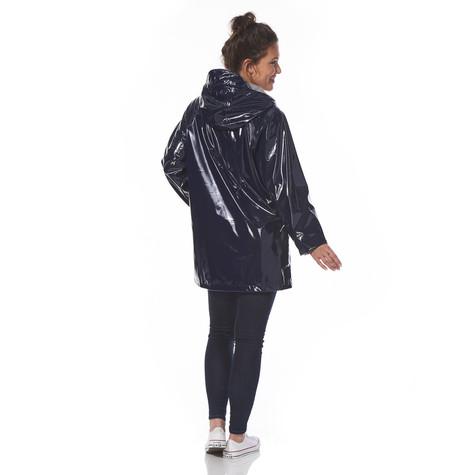 Happy Rainy Days Laquer jacket Nina navy