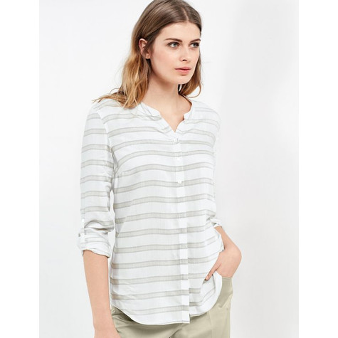 Gerry Weber LONG SLEEVE BLOUSE WITH HORIZONTAL STRIPES