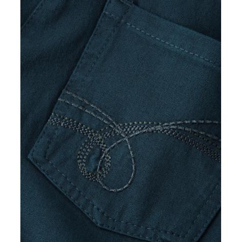 Olsen Mona Straight Navy Tummy Tuck Denims