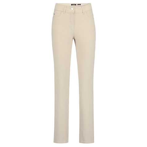 Olsen STRETCH TROUSERS LISA - SAND DUNE