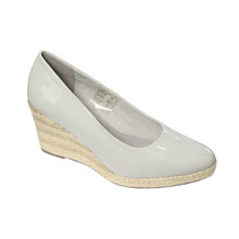 CORTINA Ice Patent Wedge Shoes