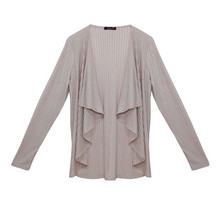 SophieB Light Shimmer Open Cardigan