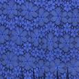 Royal Blue Lace Cap Sleeve Dress